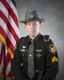 Sgt. Keith Rogers
